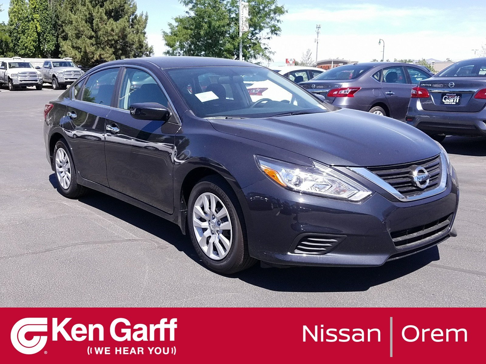 New 2018 Nissan Altima 2 5 S 4dr Car in Orem 2N