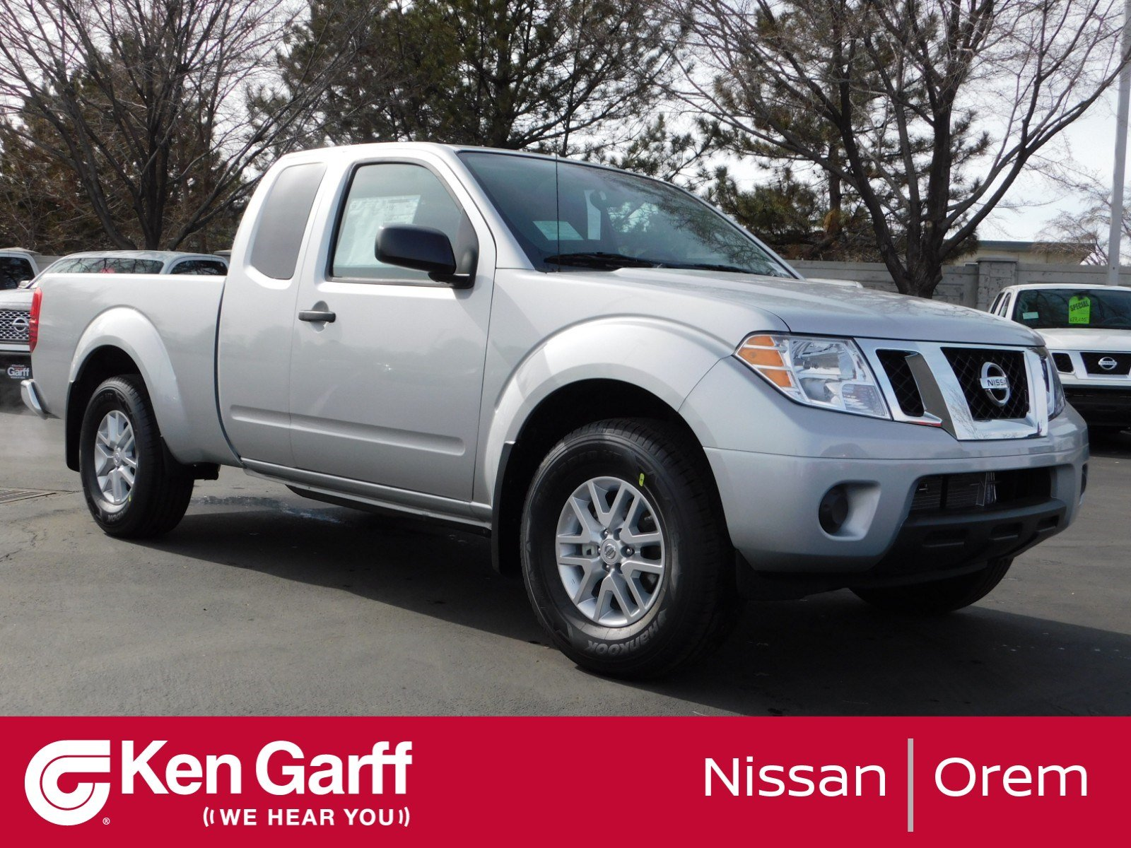 New Nissan Frontier >> New 2019 Nissan Frontier Sv I4 Extended Cab Pickup In Orem 2n90068