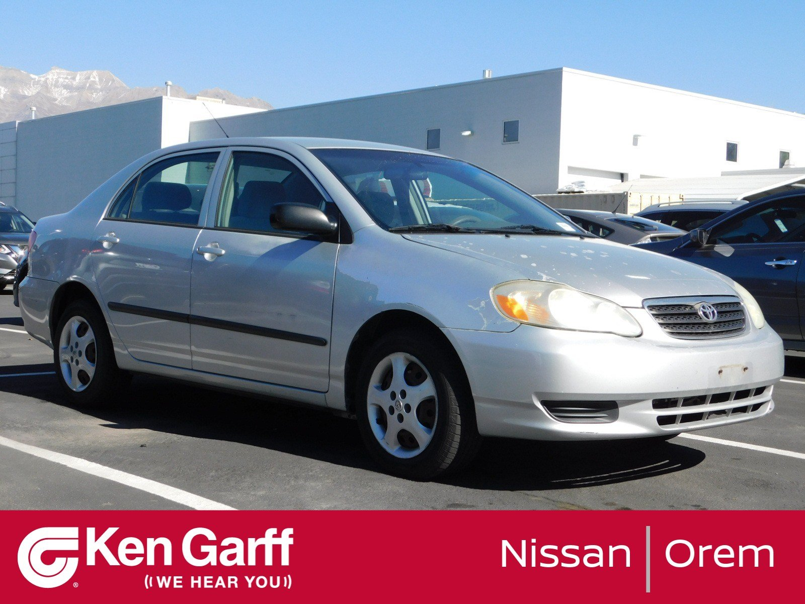Pre-Owned 2005 Toyota Corolla 4DR SDN CE AT