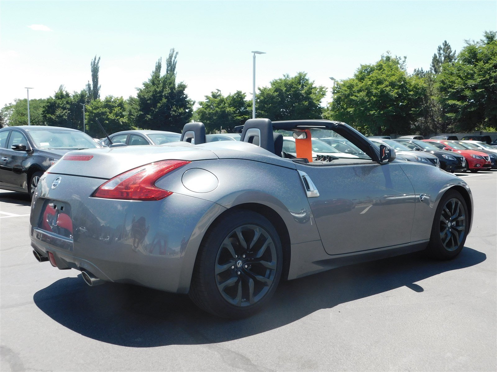 New 2017 Nissan 370z 2dr Roadster At