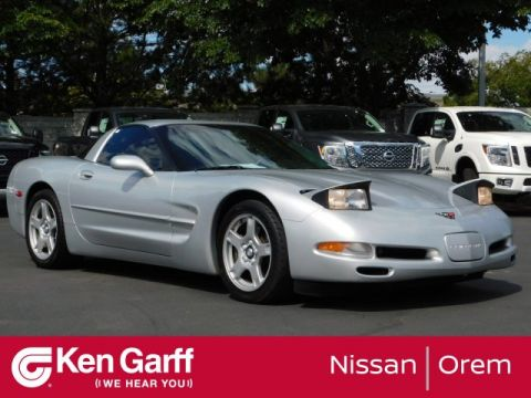 Pre-Owned 1998 Chevrolet Corvette 2DR CPE