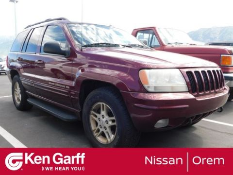 Pre-Owned 1999 Jeep Grand Cherokee Limited