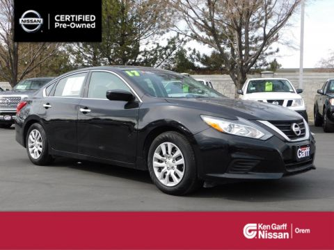 Certified Pre-Owned 2017 Nissan Altima 2.5