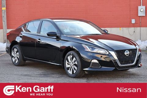 New Nissan Altima in Orem | Ken Garff Nissan of Orem