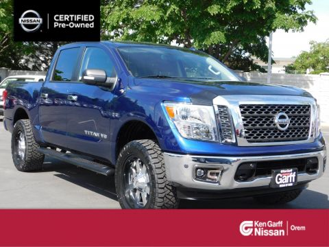 Certified Pre-Owned 2018 Nissan Titan SV