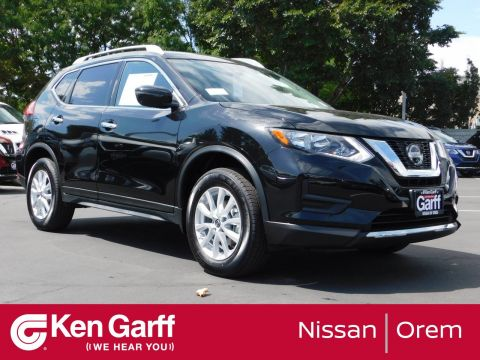 New Nissan Rogue in Orem | Ken Garff Nissan of Orem