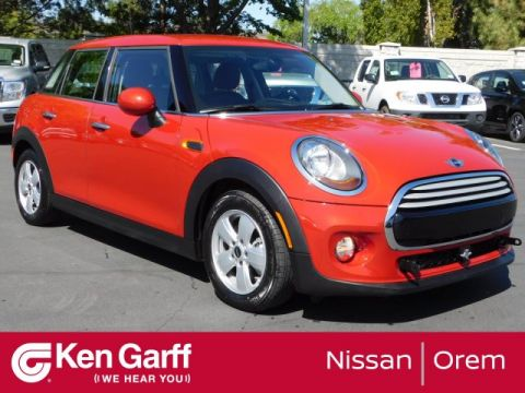 Pre-Owned 2015 MINI Cooper Hardtop 4 Door 4DR HB